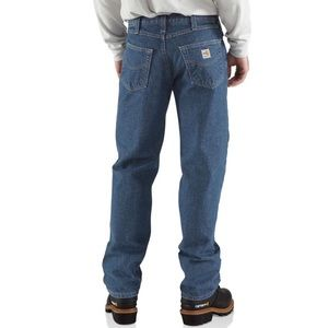 Carhartt Flame Resistant Relaxed Fit Jeans 34/32